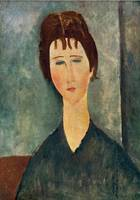 Amedeo Clemente Modigliani Painting 84