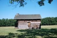 civil war era cabin 1
