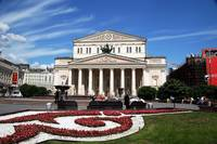 Bolshoi Theater summer time