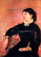 Portrait of an Italian Lady