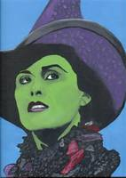 Elphaba Act II Inspired by Wicked