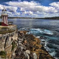 """Hornby Lighthouse - Watsons Bay"" by jasonpang88"