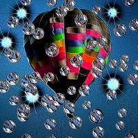 Bubble Balloon by Gary Miles