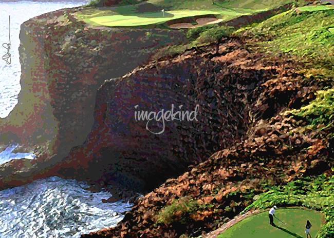Manele Course-Lanai, Hawaii