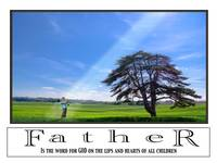 father - word for god