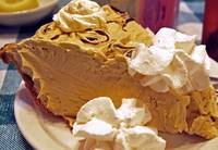 Cappacino Mousse Pie