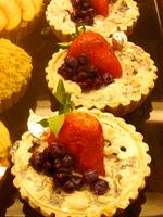 Strawberry Blueberry Tarts