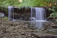 Brouillettes Creek Waterfall #2 (IMG_8083) by Jeff VanDyke