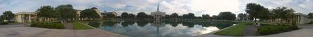 Charleston Southern Campus Panorama 1