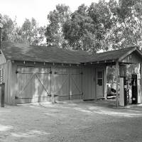 Old Gas Station Art Prints & Posters by Ron Kizer