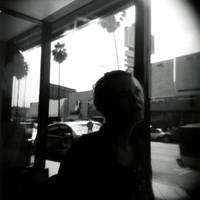 holga - sin in the window II