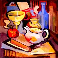 Abstract still life 2