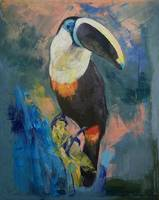 Rainforest Toucan