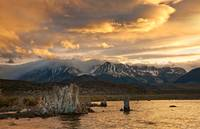 Mono Lake Sunset