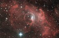 The Bubble Nebula