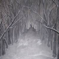 Winter Wood Art Prints & Posters by Katie Rhodes