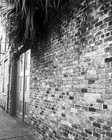 New Orleans Brick Wall