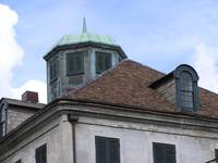New Orleans Copper Roof