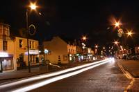 Inverkeithing by Night