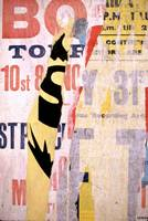 Torn Posters, London, 1966