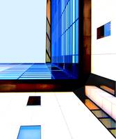 Abstract Building Architecture I