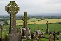 Rock of Cashel Graves