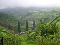 Igatpuri in Rains
