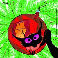 Solange & the Christmas Ornament - 9 Chickweed Lan by Art by Comics.com