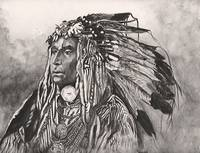 Native American Indian,Kill Spotted Horse