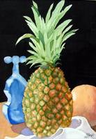 Pineapple Still Life