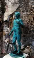 Pompeii - Statue of an Ephebe (Youth)