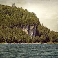 Eagle Bluff by Jacki Mroczkowski