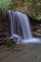 Brouilletts Creek Waterfall #4 by Jeff VanDyke