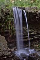 Brouilletts Creek Waterfall #5 by Jeff VanDyke