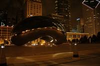 Cloudgate (the Bean)