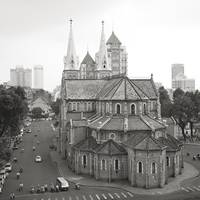 Notre Dame Cathedral (Ho Chi Minh City, Vietnam)