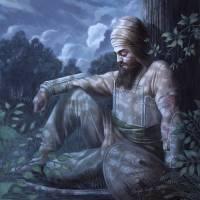 """Guru Gobind Singh ji - Machhiwara"" by bhagatsingh"