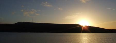 Rivington Sunrise