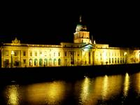 Custom house, Dublin , Ireland