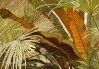 Palms at Fairchild - Pastel