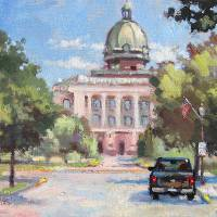 Oneida County Courthouse Art Prints & Posters by Larry Seiler