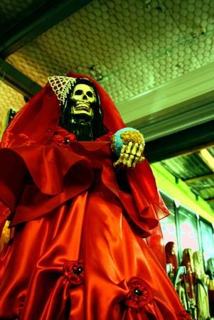 Cult of Santa Muerte