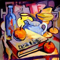 Abstract still life