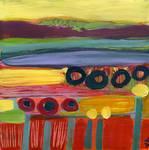 Morning Skagit Fields No 3 by Jennifer Lommers