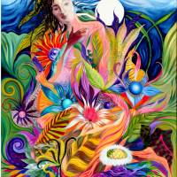 """""""Mary Magdalene"""" by Jane_Evershed"""