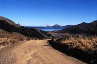 Road To Lake Titicaca