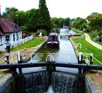 Canal view, Berkhamsted
