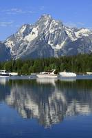 colter bay marina - mount moran
