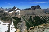 Swiftcurrent Pass Lookout