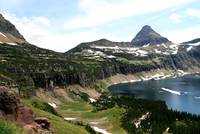 Hidden Lake near Logan Pass
